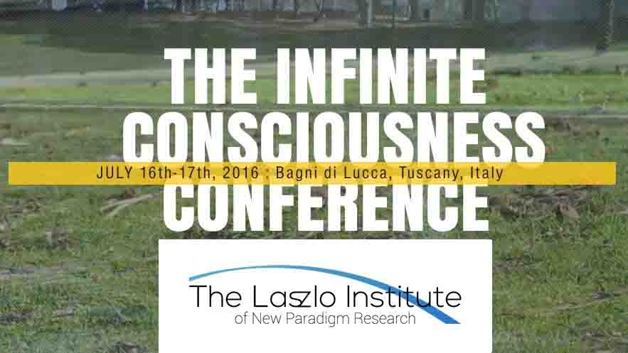 Videos of the Infinite Consciousness Conference