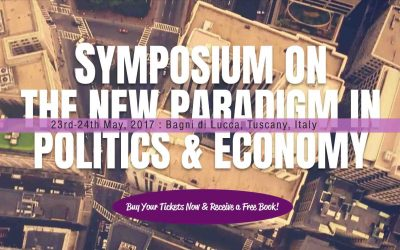 Symposium on the New Paradigm in Politics & Economy – May 23rd & 24th, 2017
