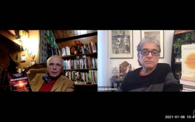 Reconnecting to the Source : A Conversation with Deepak Chopra and Ervin Laszlo