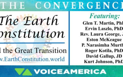 The Earth Constitution & the Great Transition – Oct 15, 2021 on Voice America